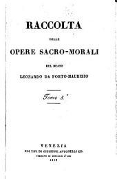 Raccolta delle (sue) opere sacro-morali: Volume 2