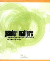 Gender Matters PDF