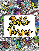 Bible Verses Coloring Book for Adults PDF