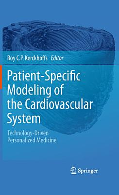 Patient-Specific Modeling of the Cardiovascular System