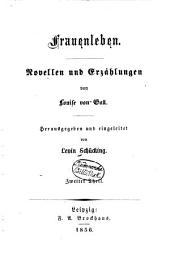 Frauenleben: Novellen und Erzählungen, Band 2