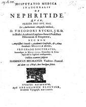 De nephritide