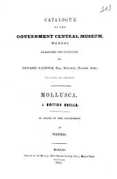 Catalogue of the Government Central Museum, Madras
