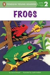 Frogs: All Aboard Science Reader Station Stop 1