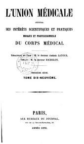 L'UNION MEDICALE