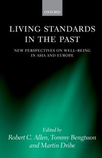 Living Standards in the Past Book