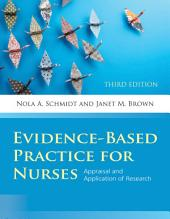 Evidence-Based Practice For Nurses: Edition 3