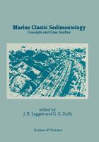 Marine Clastic Sedimentology PDF