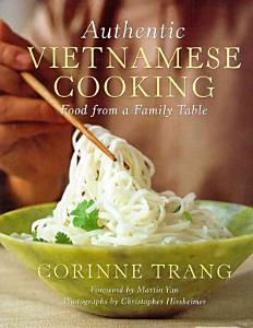 Authentic Vietnamese Cooking Book