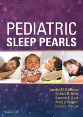 Pediatric Sleep Pearls E-Book