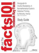 Studyguide for Intuitive Biostatistics
