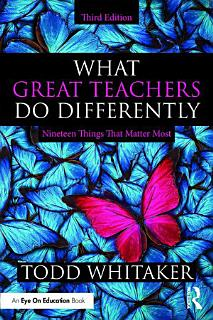 What Great Teachers Do Differently Book
