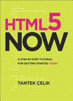 HTML5 Now PDF