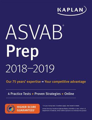ASVAB Prep 2018 2019 PDF