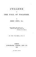 Cyllene  Or  The Fall of Paganism PDF
