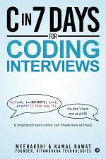 C IN 7 DAYS for CODING INTERVIEWS