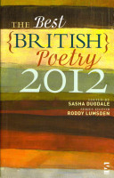 The Best British Poetry 2012 PDF