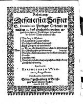 Rosenkrantz, dessen erster Stiffter S. Dominicus Prediger Ordens, in welchem 10 stück abgehandelt werden ...