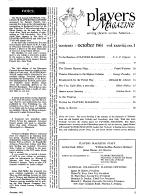 Players Magazine PDF
