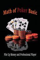 Math of Poker Basic