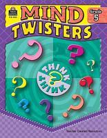 Mind Twisters  Grade 5 PDF