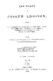 The Works of Joseph Addison: The Tatler. The Guardian