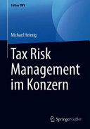 Tax Risk Management im Konzern PDF