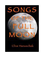 Songs of the Full Moon PDF