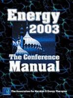 AMT Conference Manual 2003 PDF