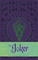 The Joker Ruled Pocket Journal
