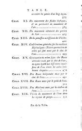 Traité théorique et expérimental d'hydrodynamique: Volume1