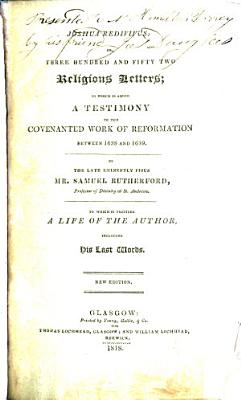 Joshua Redivivus  Or  Three Hundred and Fifty two Religious Letters