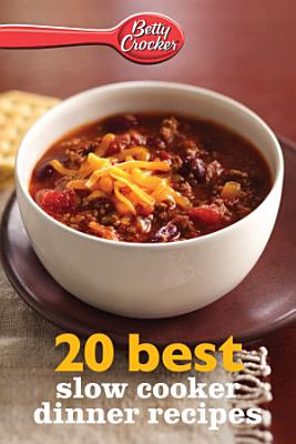 20 Best Slow Cooker Dinner Recipes PDF