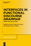 Interfaces in Functional Discourse Grammar