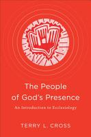 The People of God s Presence PDF