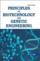 Principles of Biochemistry and Genetic Engineering PDF