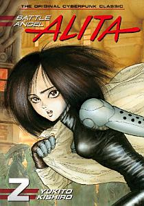 Battle Angel Alita Vol 2