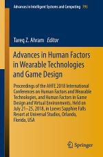 Advances in Human Factors in Wearable Technologies and Game Design