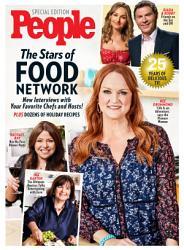 People Stars Of Food Network Book PDF