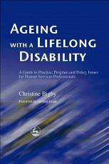 Ageing with a Lifelong Disability PDF