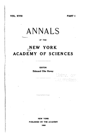 Annals of the New York Academy of Sciences