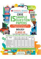 Oswaal CBSE Sample Question Paper Class 12 Biology  For 2020 Exam  PDF