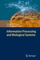 Information Processing and Biological Systems PDF