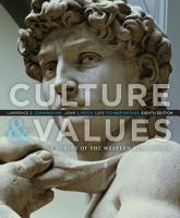 Culture and Values  A Survey of the Western Humanities PDF