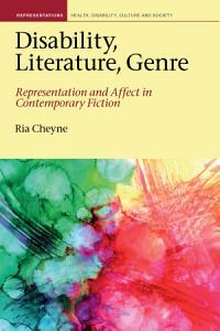 Disability  Literature  Genre PDF