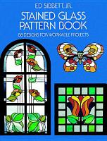Stained Glass Pattern Book PDF