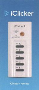 Iclicker  Student Remote