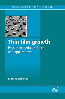 Thin Film Growth PDF