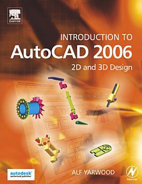 Introduction to AutoCAD 2006 PDF