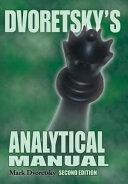Dvoretsky s Analytical Manual PDF